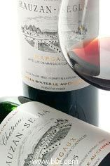 Château Rauzan-Segla (2009)    currant and blackberry.  Hints of vanilla follow through to a full body, with layers of ripe fruit and  fine, fruit-coated tannins.
