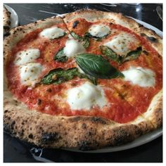 Photo of 7 Pizzeria Enoteca - Oakville, ON, Canada. Margarita Pizza, Good Pizza, Vegetable Pizza, Canada, Vegetables, Ethnic Recipes, Photos, Food, Pictures