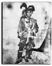 black seminoles   Chief Billy Bowlegs - Leader Of The Florida Seminole Indian Wars