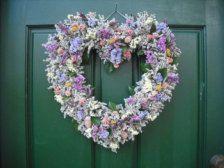Wreaths in Valentine's Day Decor - Etsy Valentine's Day - Page 2