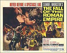 2/01/15   9:36o  Paramount Pictures ''Fall of Roman Empire'' 1964