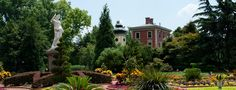 St, Louis, MO - Missouri Botanical Garden offers 79 acres of beautiful horticultural display, including a 14-acre Japanese strolling garden, Henry Shaw's original 1850 estate home, and one of the world's largest collections of rare and endangered orchids.