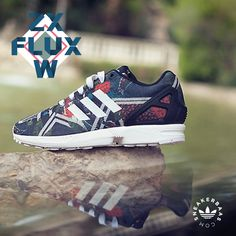 sneakerbaas@adidasoriginals #zxfluxw #zxflux #adidas #adidaszxflux #sneakerbaas #baasbovenbaas  Adidas ZX Flux W - The Adidas ZX Flux is a Low-profile and great looking sneaker with a comfortable upper and technical Adidas Torsion sole.  Now online available | Priced 89,99 Euro! | Size 36 EU - 42.5 EU.