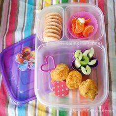 Gluten Free Chicken Nuggets for School Lunch