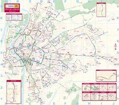 Transport Map, Bon Plan Voyage, Tourist Map, Parcs, Transportation, Spain, Castle, The Incredibles, City