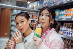 Hannah Pangilinan and Janina Vela: Staying Woke Hannah Pangilinan, Social Media Break, Knowing Your Worth, New Instagram, Live Long, Bff, October, Girls, Toddler Girls