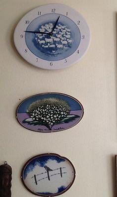 Arabia Finland, Heljä Liukko - Sundström Painted Doors, Scandinavian Design, Ceramic Pottery, Finland, Project Ideas, Stuff To Do, Decorative Plates, Porcelain, Blue And White
