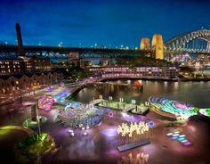 Festival of Lights in Sydney