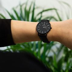 The Nero | #KavilleLife Wood Watch, Daniel Wellington, Womens Fashion, Accessories, Collection, Style, Wooden Watch, Swag, Wooden Clock