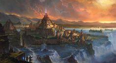 Dreams of Atlantis by flaviobolla on DeviantArt