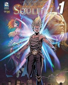 regram @pepperain So time for something AMAZING for me!  i'm working on the new run of Soulfire for ASPEN COMICS!!! This is the cover for the first issue out on March and it will be the first of 8! I'm so excited and i'm so honored to work on Mike's legacy i still think that Soulfire is one of most incredible comicbook since a lot. I can never thank enough all the Aspen crew my second family as i call them. Thanks for this amazing opportunity and to believe in me every book more than the…
