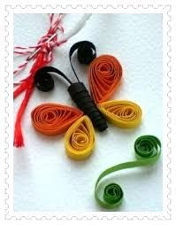Imagem relacionada Quilling, Washer Necklace, Cool Stuff, Bb, March, Manualidades, Bedspreads, Quilting, Mac