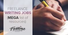 Looking for freelance writing jobs but dont know where to find them? Here are 26 resources to help you find online writing opportunities. Check it out.