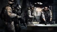 Battlefield 3.  The best first person shooter on the market.