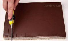 Čokoladna glazura koja ne puca i kako precizno izrezati kolače (video) My Recipes, Baking Recipes, Cake Recipes, Dessert Recipes, Desserts, Torte Cake, Croatian Recipes, Xmas Crafts, Homemade Cakes