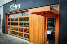 The Sudra: Two locations in the Kerns and St. Johns neighborhoods of Portland, Oregon.