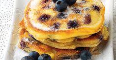 Diese luftigen Küchlein aus den USA eignen sich besonders zum gemütlichen Sonntagsfrühstück.