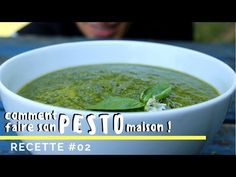 PESTO : comment le cuisiner ? - Recette #02 - YouTube Cantaloupe, Food, Homemade Pesto, Aquaponics, Cooker Recipes, Drinks, Basil, Cooking Food, Greedy People