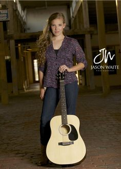 Fort Worth Stockyards Senior Photography