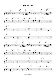 Nature Boy - trumpet Bb | MuseScore
