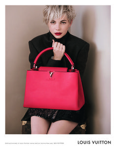 Happy Birthday, Michelle Williams! See Her Stunning Campaign For Louis Vuitton Here