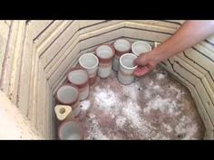 How to efficiently load your kiln: pack it tight!