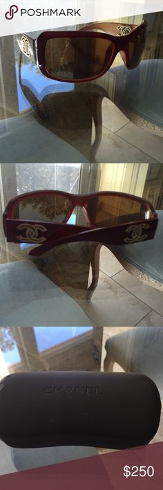 Chanel Sunglasses In perfect condition. Ask any questions CHANEL Other