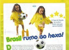Poesia do Bem: Brasil rumo ao Hexa