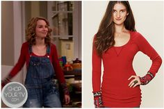 Shop Your Tv: Good Luck Charlie: Season 4 Episode 2 Teddy's Embroidered Sleeve Shirt