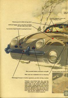 VW typ 11C Reuters 1953