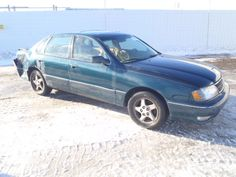 1998 TOYOTA AVALON XL  at  Auction  VIN - 4T1BF18B7WU273887