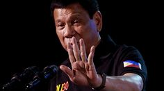 """Unshaken by a blessing from Pope Francis, Philippines President Rodrigo Duterte has hit back at priests and bishops critical of his war on drugs, accusing clergymen of homosexuality, child molesting, hypocrisy and corruption. """"You asked for it,""""..."""