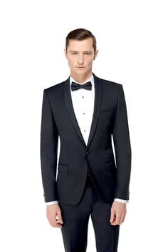 empire du mari costume mariage collection 2015 - Smoking Hugo Boss Mariage