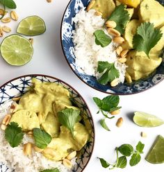 Thai Yellow Curry With Chicken and Potatoes - More Momma! Shrimp Green Curry, Thai Yellow Chicken Curry, Best Chicken Recipes, Asian Recipes, Ethnic Recipes, Yellow Curry Recipe, Homemade Curry, Curry Recipes, Quick Meals