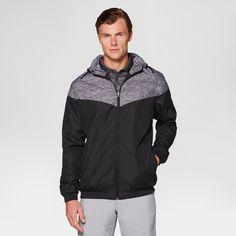 Men's Golf Jacket - Jack Nicklaus - Dark Gray Xxl