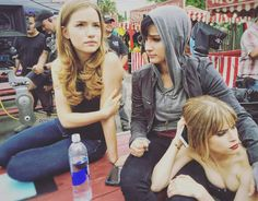 ~ Ladies of Lakewood ~ [ stolen from the lovely Willa Fitzgerald] #Scream #Season2