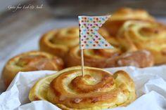 Gutes für Leib & Seele: Puddingschnecken