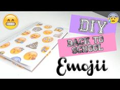 "DIY BACK TO SCHOOL 2016┋TROUSSE LIQUIDE (LICORNE / EMOJI / MINION) ""francais"" liquid pencil case - YouTube"