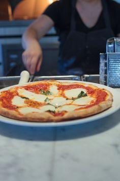 Pizza Tips & Pizza Dough Recipe from Michael Gyetvan of Azzurro Pizzeria, Napa #wsroadtrip