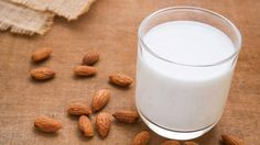 Health Tip: Fortified almond milk is a powerhouse of calcium vitamins A and D and contains few calories. (Tasty too!)
