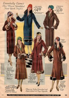 ~ Sears catalog, 1925via Flickr(click to enlarge)