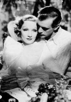 Marlene Dietrich and Gary Cooper in Desire (1936)