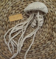 8 Enchanting Sea Creatures You Can Crochet : TreeHugger by lola