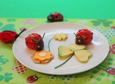Snack recipes - cute ideas for kids snacks - Kiddie Foodies