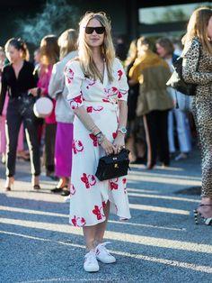 Copenhagen Fashion Week Street Style 2017: Pernille Teisbaek