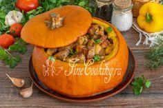 Вторые блюда. Пошаговые рецепты с фото простых и вкусных вторых блюд Cantaloupe, Pumpkin, Tasty, Fruit, Vegetables, Healthy, Recipes, Food, Drinks