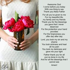 Bible Verses Quotes Inspirational, Inspirational Thoughts, Spiritual Quotes, Abba Father, Goeie More, Christian Encouragement, Gods Grace, Christian Quotes, Life Is Beautiful
