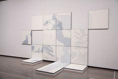 『世界の壁』1967年 神奈川県立近代美術館蔵