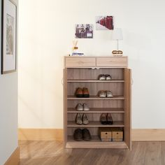 Furniture of America 5-shelf Shoe Cabinet with Two Upper Storage Bins - Overstock™ Shopping - Great Deals on Furniture of America Dressers