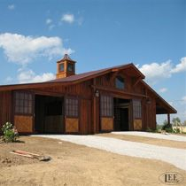 How to select an architect for my dream horse barn. Good questions to ask, from Lucas Equine.